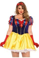 Leg Avenue Poison Apple Princess 1X/2X