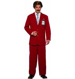 Forum Anchorman Costume
