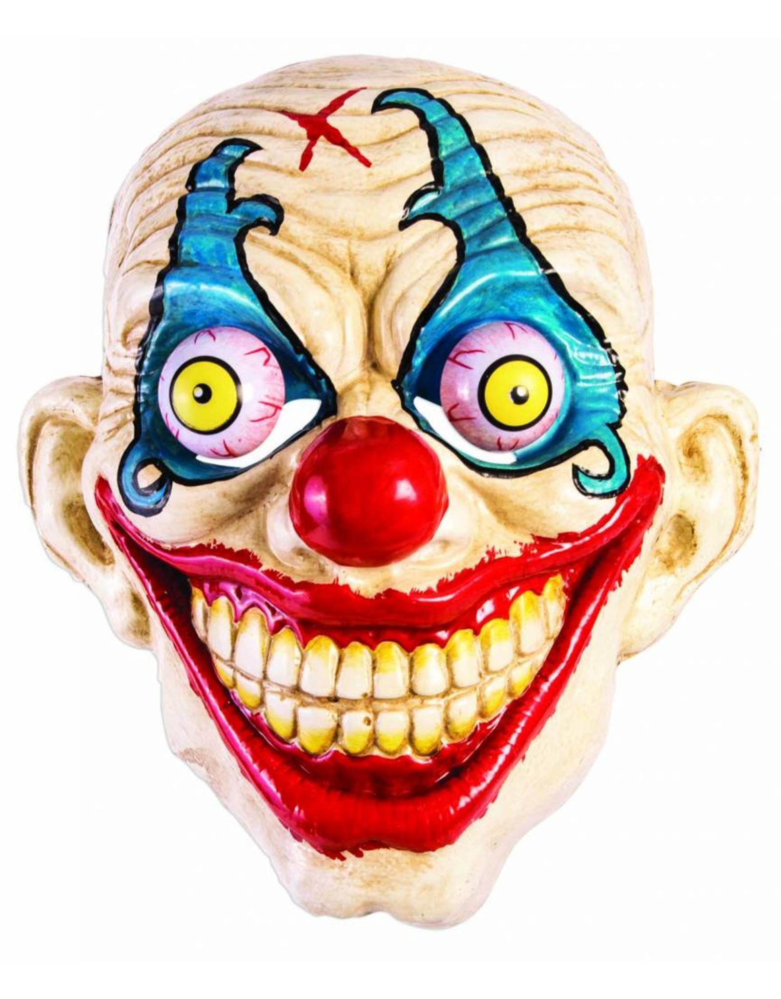 Forum Wiggling Eyes Clown Mask