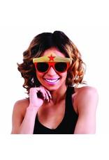 Forum Star Wonder Woman Glasses
