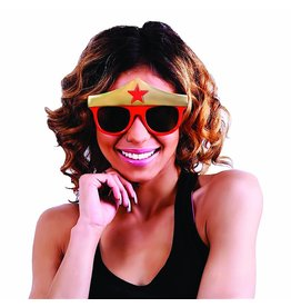Forum Star Wonder Woman Glasses