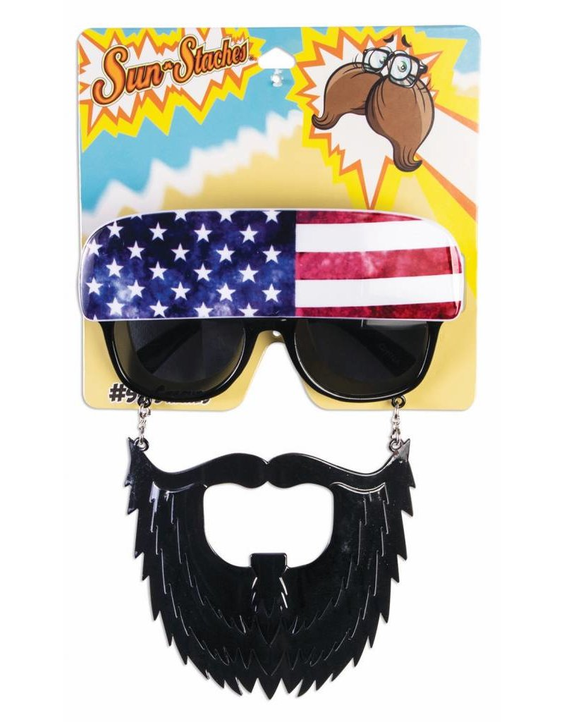 Forum American Trucker Sunstache