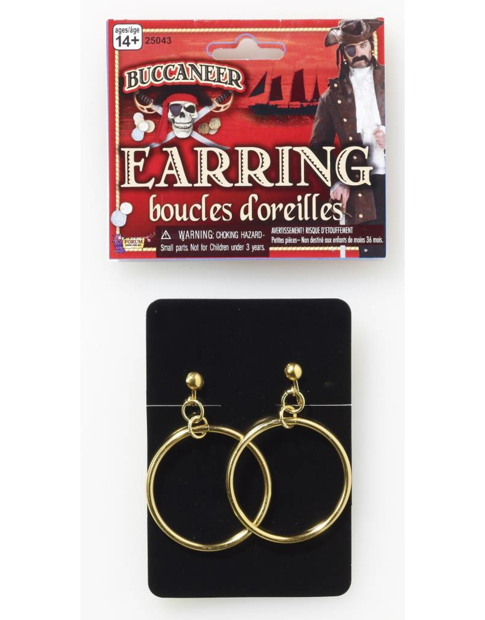 Forum Pirate Earrings
