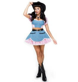 Melonhopper Rodeo Royalty Cowgirl