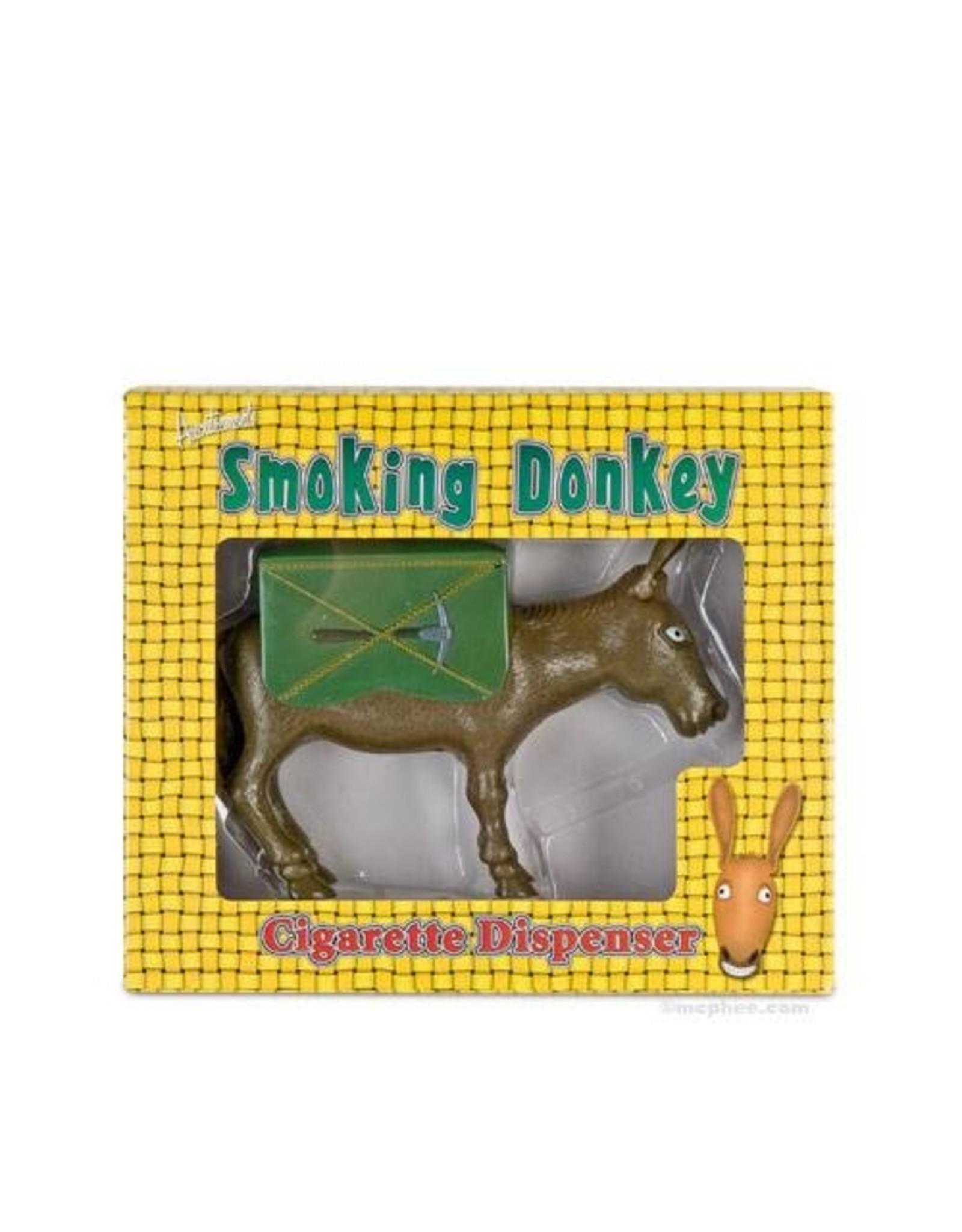Accoutrements Smoking Donkey