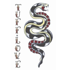 Tinsley Transfers 1940 Snake Tattoo