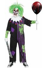 Funworld Zombie Clown