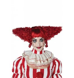 California Costume Creepy Clown Wig