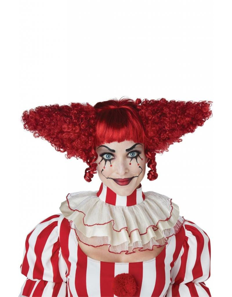 California Costume Creepy Clown Wig
