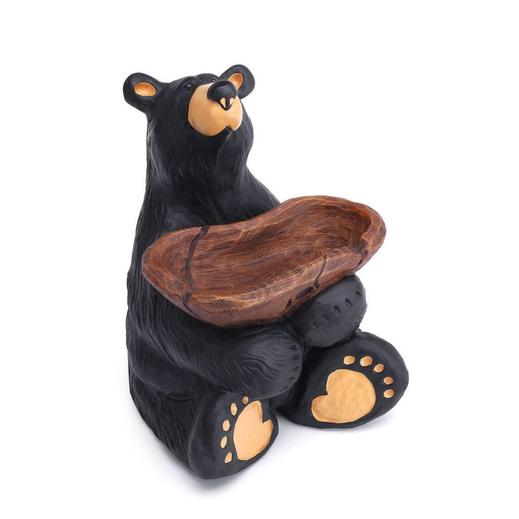 Jeeves Bear Figurine