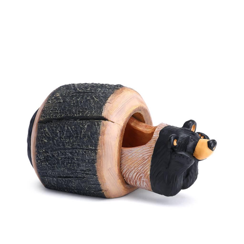 Hidden Treasure Bear Box Figurine 80196