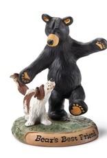 Bear's Best Friend Figurine 80039