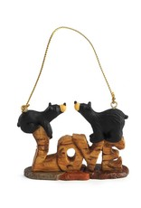 """LOVE"" Bears Ornament"