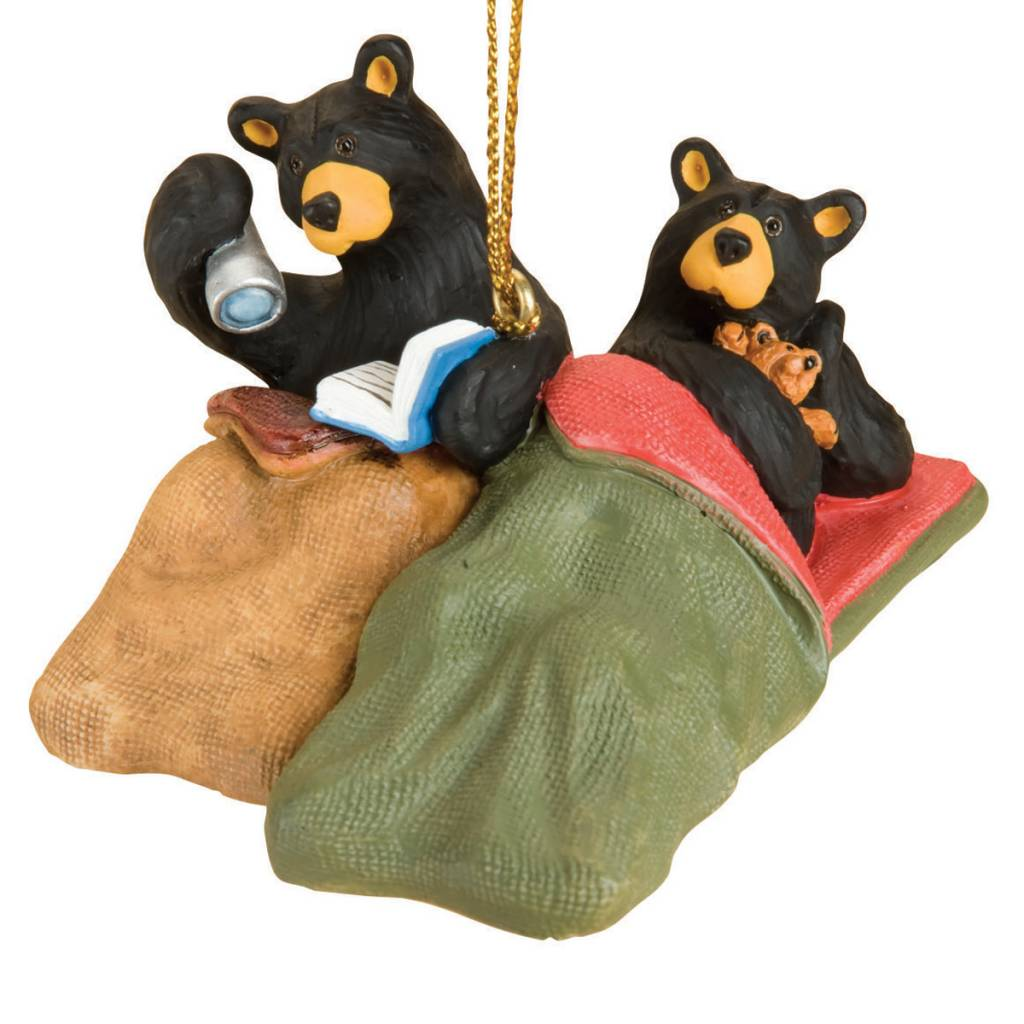 BF Camp Out Ornament