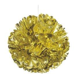 Puff Ball - Gold