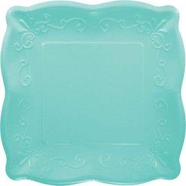 Dinner Plates-Robin Egg Blue