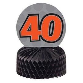 """Mini Centerpiece- """"40"""""""
