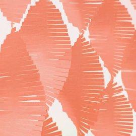 Fringe Garland- Coral