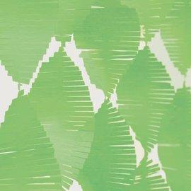 Fringe Garland- Lime Green