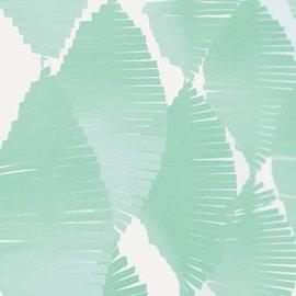 Fringe Garland-Fresh Mint