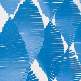 Fringe Garland- Royal Blue