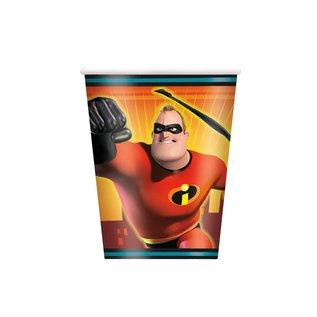 Paper Cups-Incerdibles 2