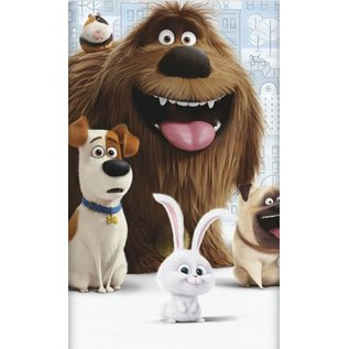 Tablecover-Secret Life of Pets- Plastic