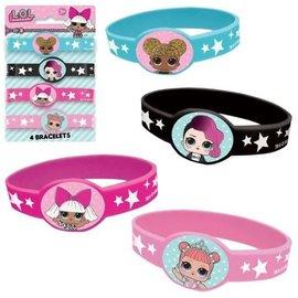 Bracelets-LOL Surprise!-4pk