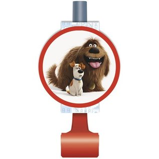 Blowouts-Secret Life of Pets-8pk