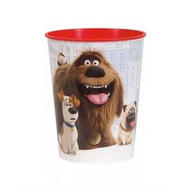 Cups-Plastic-Secret Life of Pets-16oz