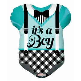 Foil-Its A Boy/Outfit