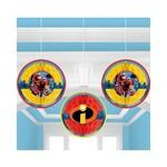 Honeycomb Decoration-Incredibles 2-3pcs
