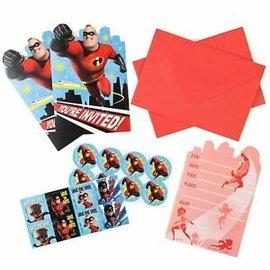 Invitations-Incredibles2-8pk