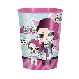Cups-LOL Surprise!-Plastic-16oz