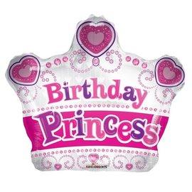 Foil-Birthday Princess