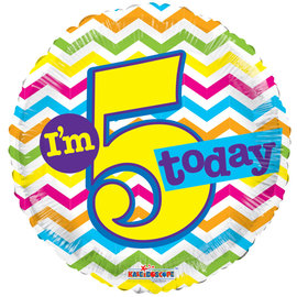 Foil-Im 5 Today