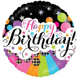 Foil-Happy Birthday