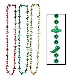 Beads-Fiesta Time-6pk