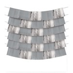 Decorating Backdrop-Silver and Grey