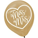 "Balloons- Latex- Mint To Be- 15pcs- 12"""