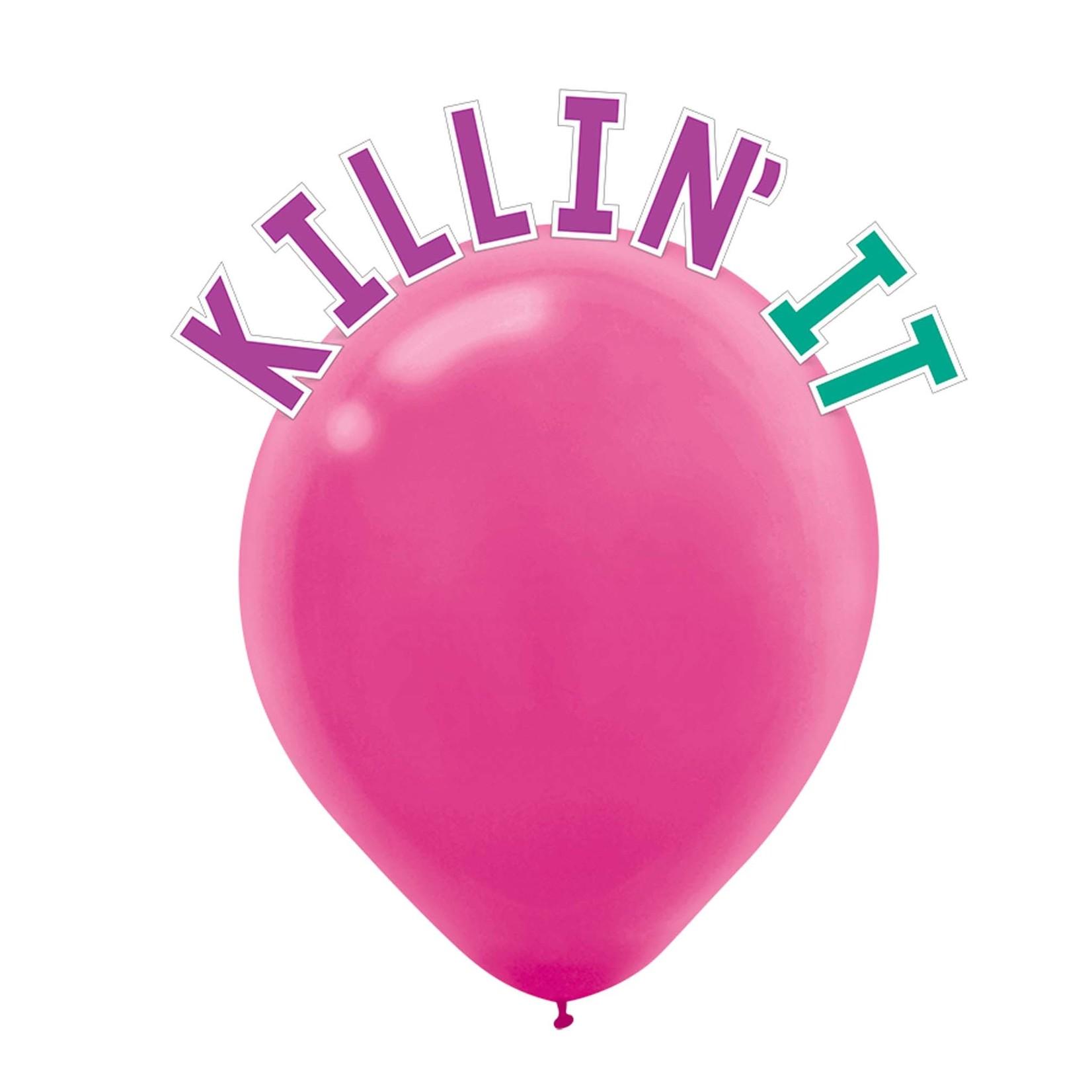"Balloon Kit- Young & Fabulous- 12"""