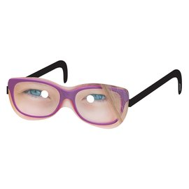 Paper Glasses-Assorted Colors and Shapes/Over the hilll