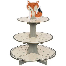 Treat Stand-Bear-ly Wait-3 Tier Stand
