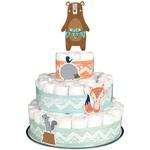 Diaper Cake Kit- Bear-ly Wait