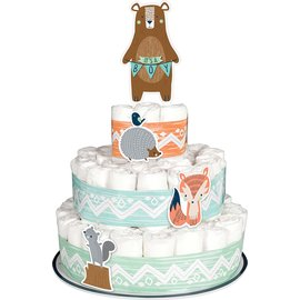 Diaper Cake Kit- Bear-ly Wait