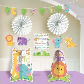 Room Decorating Kit-Fisher Price Hello Baby-10pcs