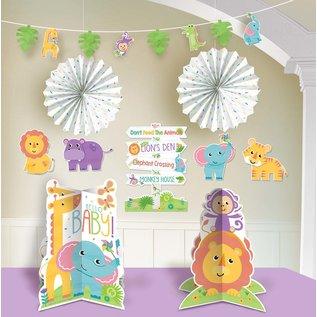 Room Decorating Kit-Fisher Price Hello Baby-10pcs