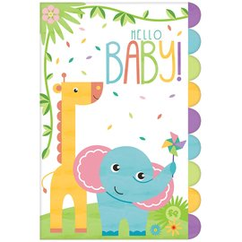 Invitations-Hello Baby