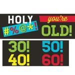 Banner - Giant/Age Humor