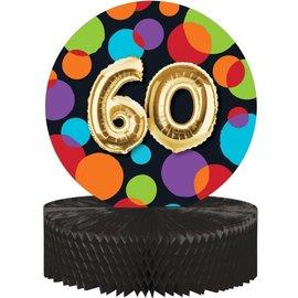 Centerpiece - Balloon Birthday 60-9 In